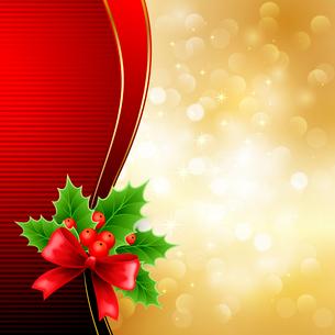 Christmas greetingのイラスト素材 [FYI03089892]