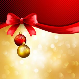 Christmas greetingのイラスト素材 [FYI03089909]