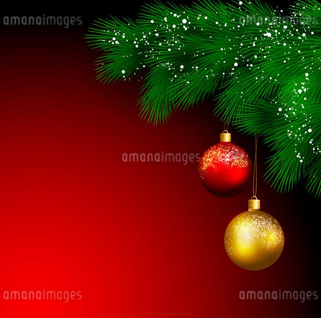 Christmas greetingのイラスト素材 [FYI03089924]