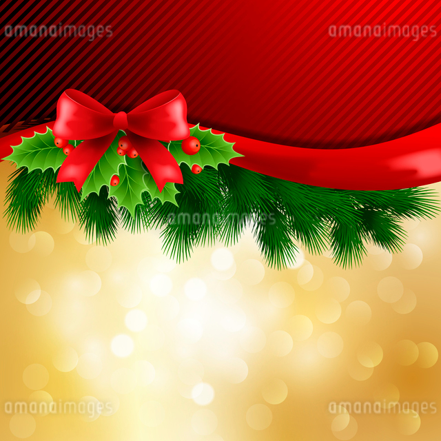 Christmas greetingのイラスト素材 [FYI03089954]