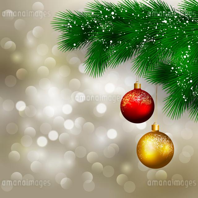 Christmas greetingのイラスト素材 [FYI03089957]