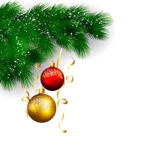 Christmas greetingのイラスト素材 [FYI03089960]