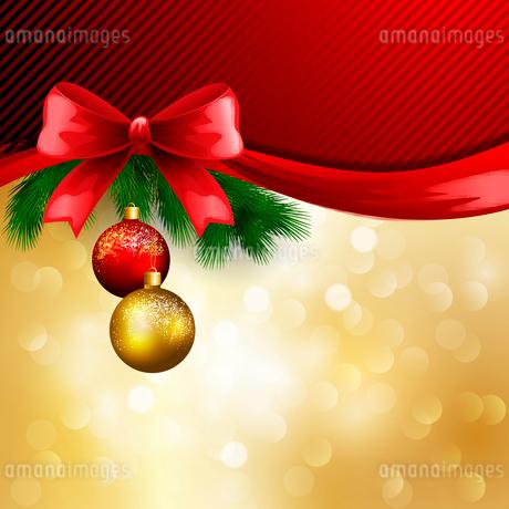 Christmas greetingのイラスト素材 [FYI03089962]