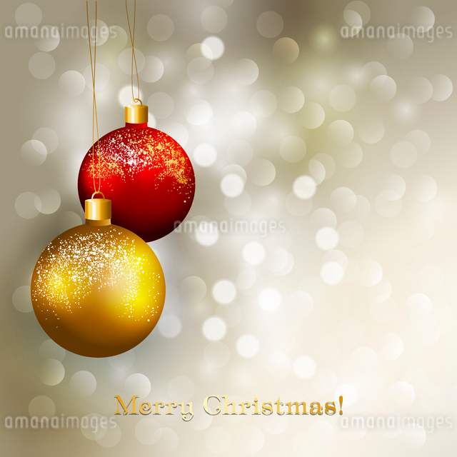 Christmas greetingのイラスト素材 [FYI03089963]