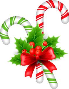 Vector illustration Christmas greetingのイラスト素材 [FYI03089995]
