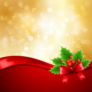 Christmas greetingのイラスト素材 [FYI03090008]