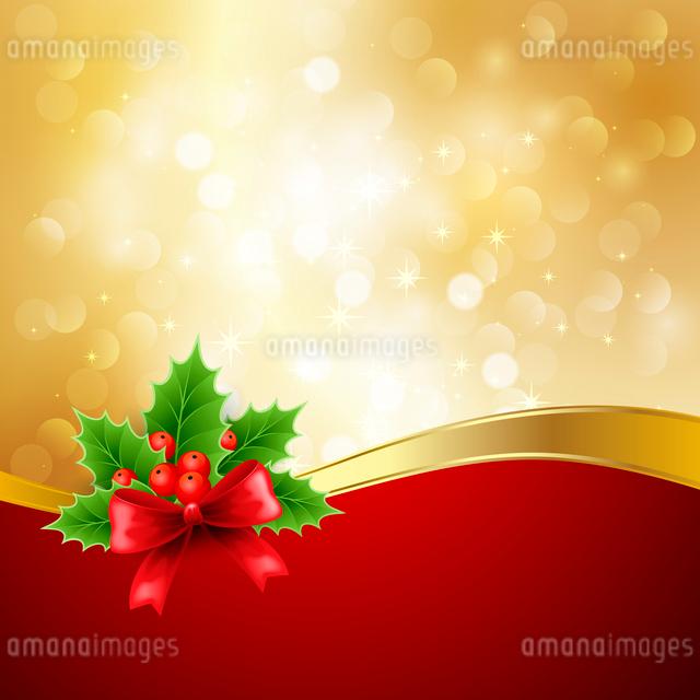 Christmas greetingのイラスト素材 [FYI03090010]