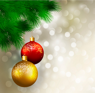 Christmas greetingのイラスト素材 [FYI03090084]
