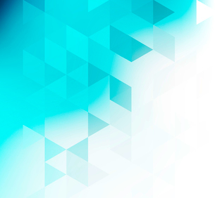 Abstract technology background with color triangle. Vector illustration.のイラスト素材 [FYI03090308]