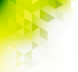 Abstract technology background with color triangle. Vector illustration.のイラスト素材 [FYI03090309]