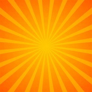 Abstract sunburst background wallpaper poster vector illustrationのイラスト素材 [FYI03090574]