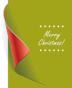 Creative christmas card. Cristmas cardのイラスト素材 [FYI03092721]