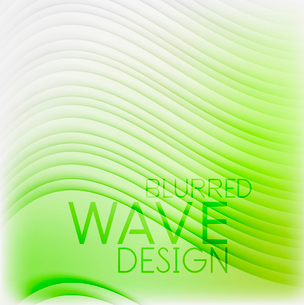 Textured blurred color wave background. Futuristic hi-tech modern business or technology design tempのイラスト素材 [FYI03093203]