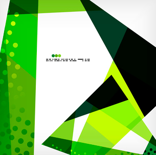 Geometrical unusual pattern - business abstract modern designのイラスト素材 [FYI03094073]