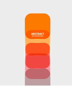 Colorful geometrical modern art minimal templateのイラスト素材 [FYI03097159]