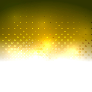 Yellow vector textured shiny abstract backgroundのイラスト素材 [FYI03097512]
