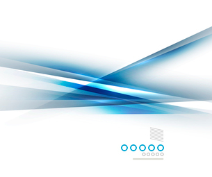 Blue light shadow straight lines design. For business templates, technology backgrounds, presentatioのイラスト素材 [FYI03097629]