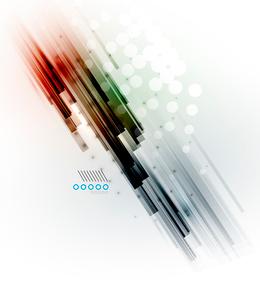 Straight lines - hi-tech futuristic modern backgroundのイラスト素材 [FYI03097666]