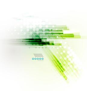 Straight lines - hi-tech futuristic modern backgroundのイラスト素材 [FYI03097668]
