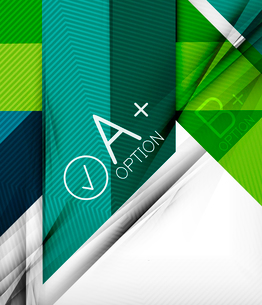 Business presentation stripes abstract background. For infographics, business backgrounds, technologのイラスト素材 [FYI03097923]