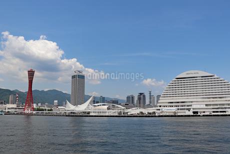 神戸の風景の写真素材 [FYI03099837]