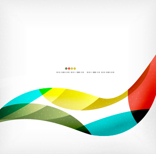Business wave corporate background, flyer, brochure design templateのイラスト素材 [FYI03099844]