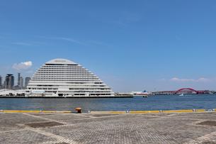 神戸港の写真素材 [FYI03099849]