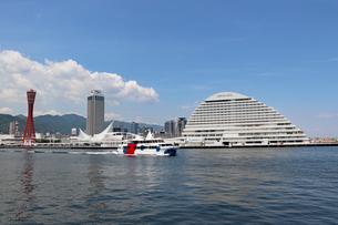 港の風景の写真素材 [FYI03099878]