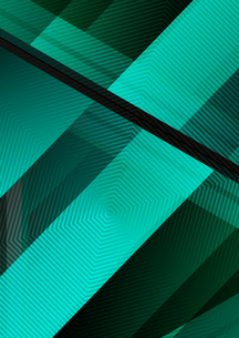 Glass geometric info background. Colorful abstractions with glossy elements for business / technologのイラスト素材 [FYI03100092]