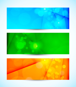 Design template. Abstract colorful illustrationのイラスト素材 [FYI03100275]