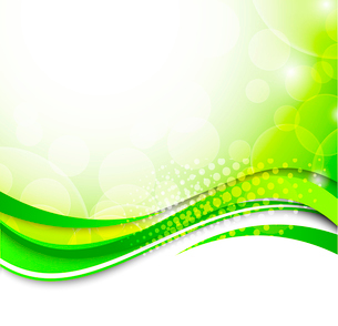Abstract green background. Bright illustrationのイラスト素材 [FYI03100368]