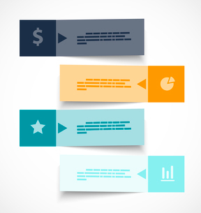 Set of banners. Finance collectionのイラスト素材 [FYI03100373]