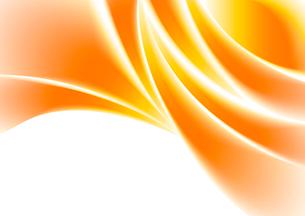 Bright orange backgroundのイラスト素材 [FYI03100386]
