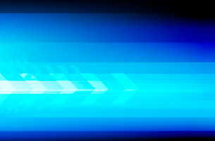 Abstract tech background with arrows. This is file of EPS10 format.のイラスト素材 [FYI03100612]