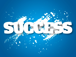 Success conceptのイラスト素材 [FYI03100643]
