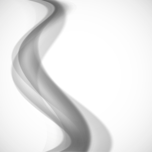 Abstract bright background in gray color smoke conceptのイラスト素材 [FYI03100782]