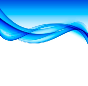 Abstract vector background in blue color. Flyer brochure designのイラスト素材 [FYI03100814]