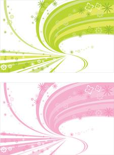 Illustration of backgroundのイラスト素材 [FYI03100928]