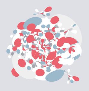Illustration of backgroundのイラスト素材 [FYI03100956]