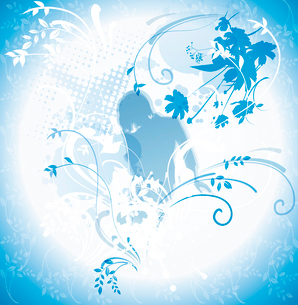 Illustration of backgroundのイラスト素材 [FYI03100965]