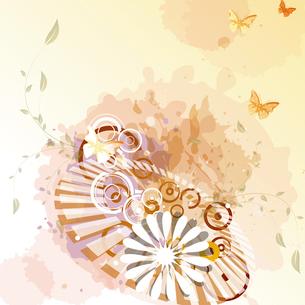 Illustration of backgroundのイラスト素材 [FYI03100974]