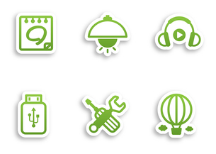 The illustration of various technology equipmentsのイラスト素材 [FYI03101239]