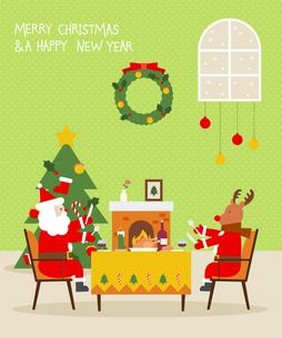 Christmas sampleのイラスト素材 [FYI03101533]