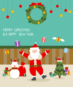 Christmas sampleのイラスト素材 [FYI03101537]