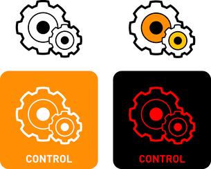 Set iconのイラスト素材 [FYI03101544]