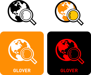Global iconのイラスト素材 [FYI03101566]