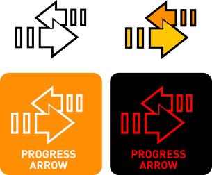 Process iconのイラスト素材 [FYI03101575]