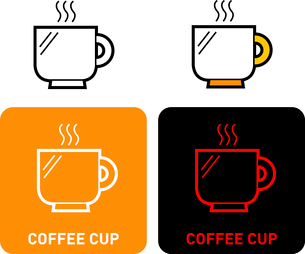 Cup iconのイラスト素材 [FYI03101591]