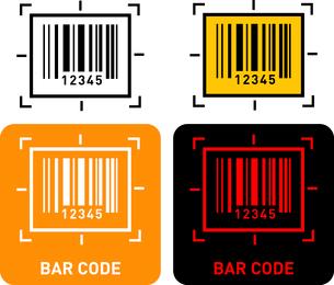 Barcode iconのイラスト素材 [FYI03101600]