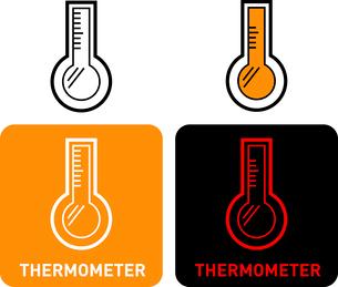 Temperature iconのイラスト素材 [FYI03101685]